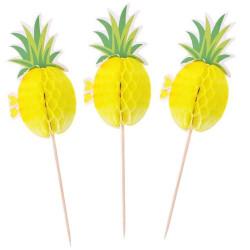 Picks med boll Ananas