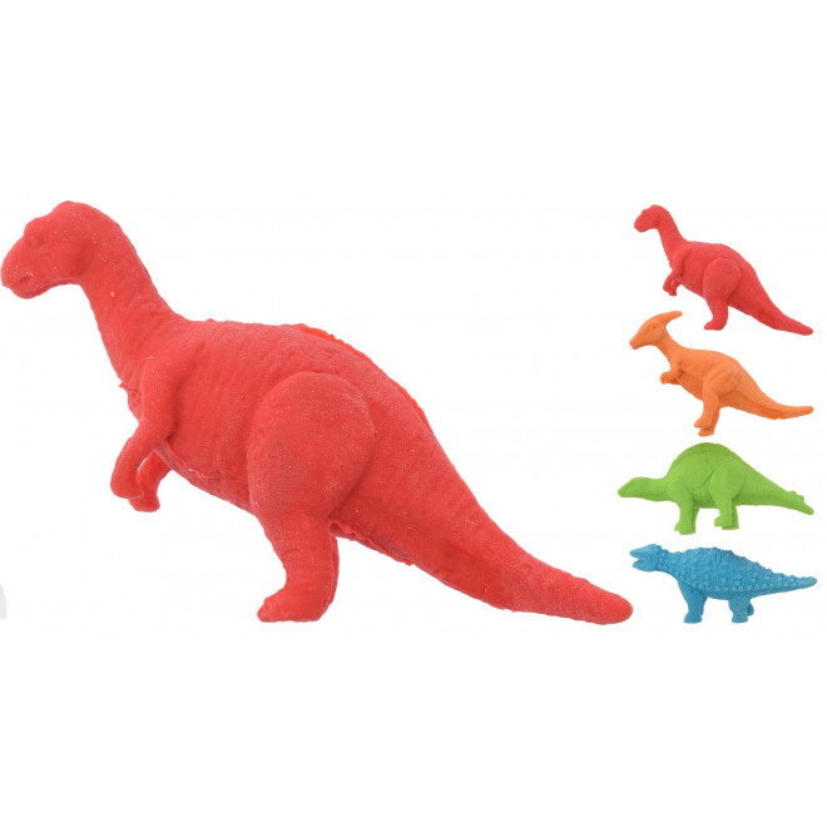 Köp Suddgummi Dinosaurier Hos Partytajm