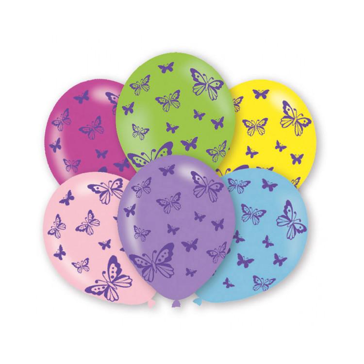 Ballonger Fjäril