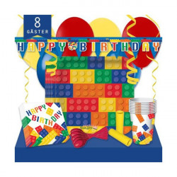 Kalaspaket Lego lyx 8 pers