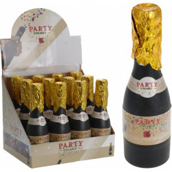 Partypoppers Champagneflaska