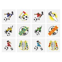 Tatueringar Fotboll