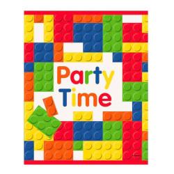 Godispåsar Lego Party Time