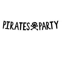 Girlang Pirates Party