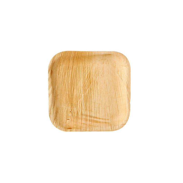 Miljövänliga Assietter av Palmblad