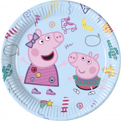 Peppa Pig Assietter