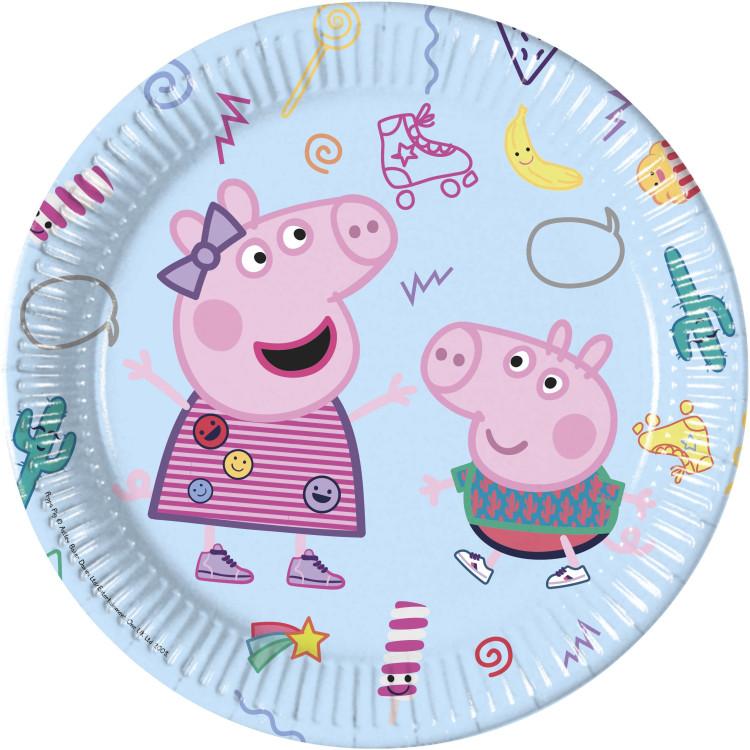 Peppa Pig Assietter