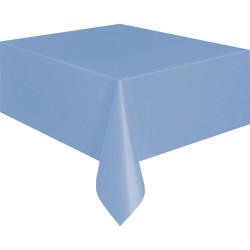 Plastduk Pastellblå