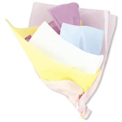 Silkespapper Pastell