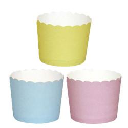 Muffinsform Cupcake Mix Pastell