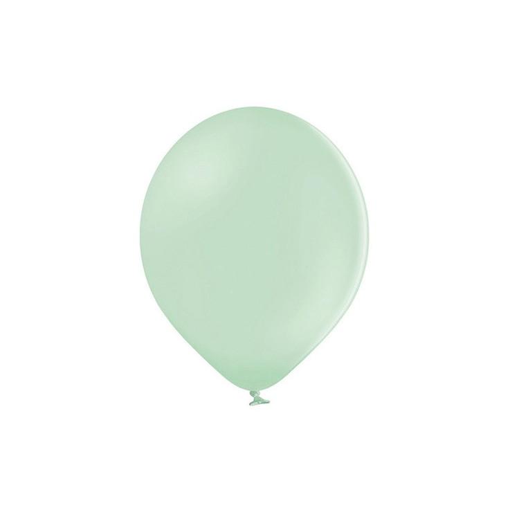 Ballonger Pastell Grön