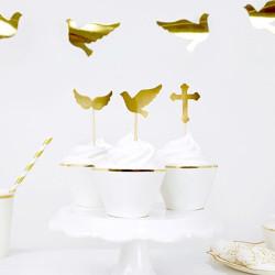 Cupcake Picks - Kors, Duva & Vingar