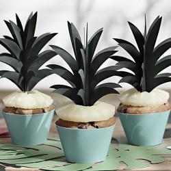 Cupcake Picks Aloha