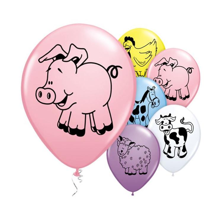 Ballonger Bondgårdsdjur