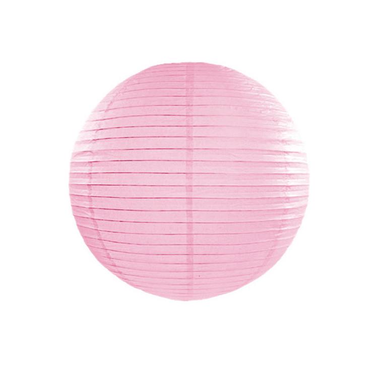 Lanterna Rosa 35 cm