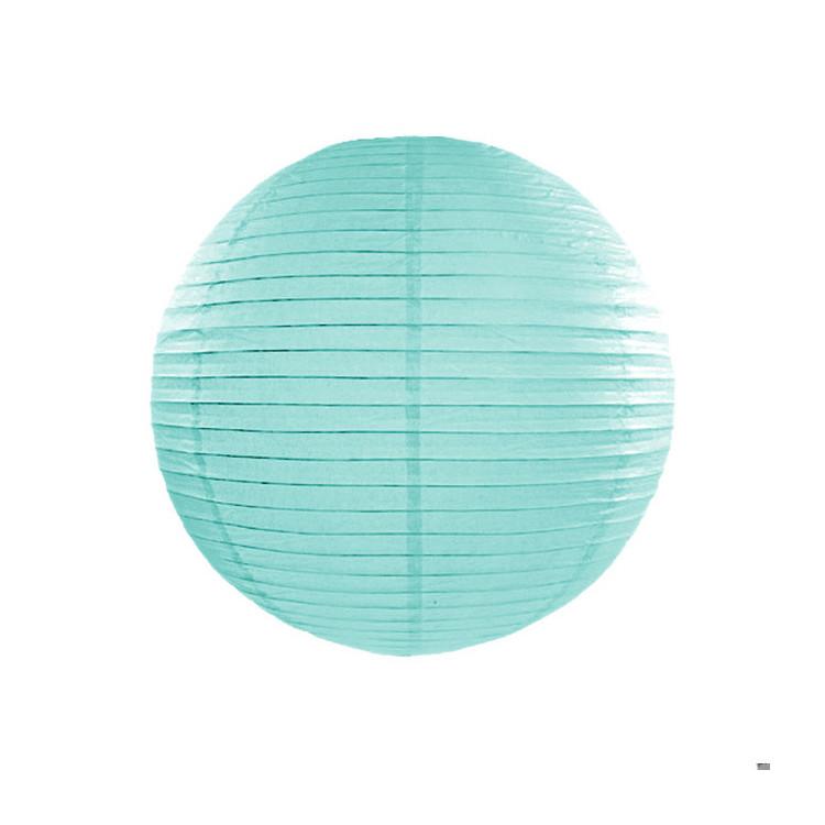 Lanterna Babyblå 35 cm
