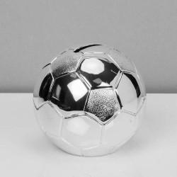Silverpläterad Sparbössa Fotboll