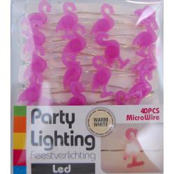 LED Girlang Frukter