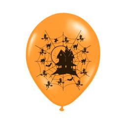 Ballonger Halloween Spökhus