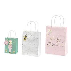 Julpåsar, Presentpåsar 3-pack