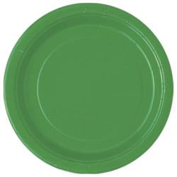 Assiett Grön