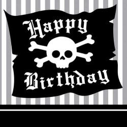 Pirat Parrty! Servett