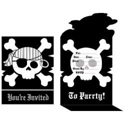Pirat Parrty! Inbjudan