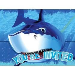 Hajen Inbjudan