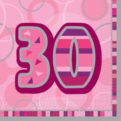 Pink Glitz 30 år Sevetter