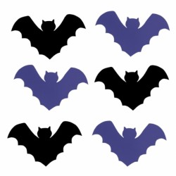 Batman Dekoration av papper