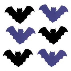 Batman Dekoration av papper