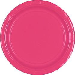 Tallrik Hot Pink