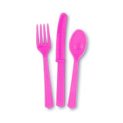 Plastbestick Hot Pink