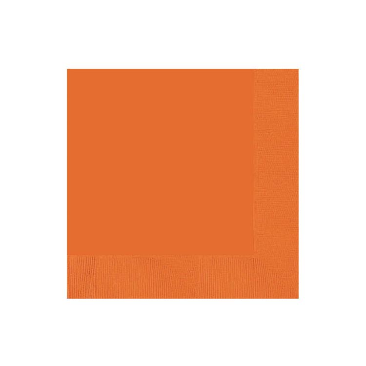 Lunchservett Orange