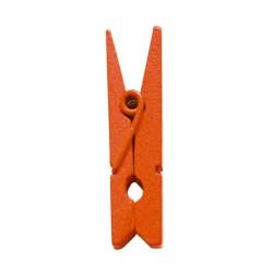 Klädnypor Orange