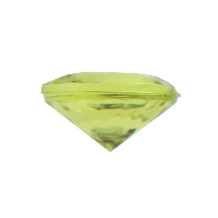 Diamantkonfetti Grön