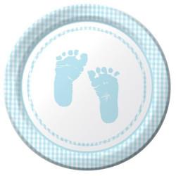 Baby Feet Assiett