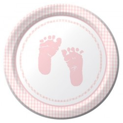 Baby Feet Assiett