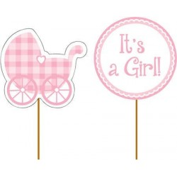 Baby Pink Partypicks