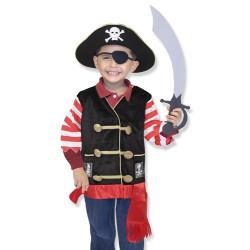 Utklädnad Pirat