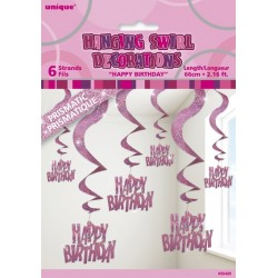 "Girlang ""Happy Birthday"" Rosa"