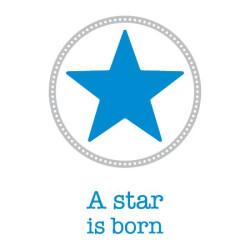 """Stryk på bild """"A star is born"""""""