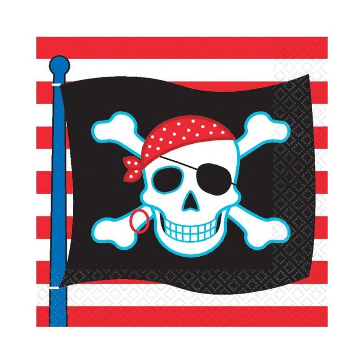 Pirate Party Servetter