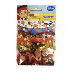 Jake och piraterna konfetti