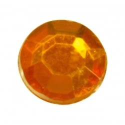 Diamant konfetti Orange