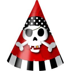 Piraternas återkomst Hattar