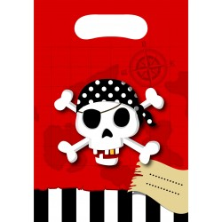 Piraternas återkomst Godispåsar