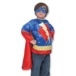 Utklädnad Superhero