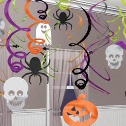 Takgirlanger Halloween