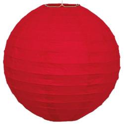 Lanterna Röd